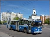 троллейбус 36 маршрут москва при